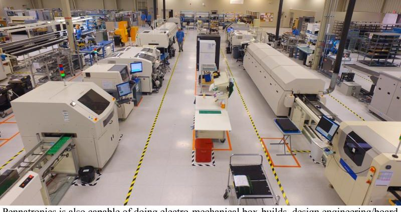 Evaluating Electronics Contract Manufacturers from Two Perspectives: Supply Chain Management and Engineering
