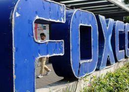 Foxconn shifts focus to 'smart manufacturing'