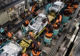 Could iPhone-style contract manufacturing come to the car industry?